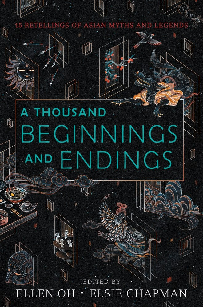 'A Thousand Beginnings and Endings' by Various YA Authors