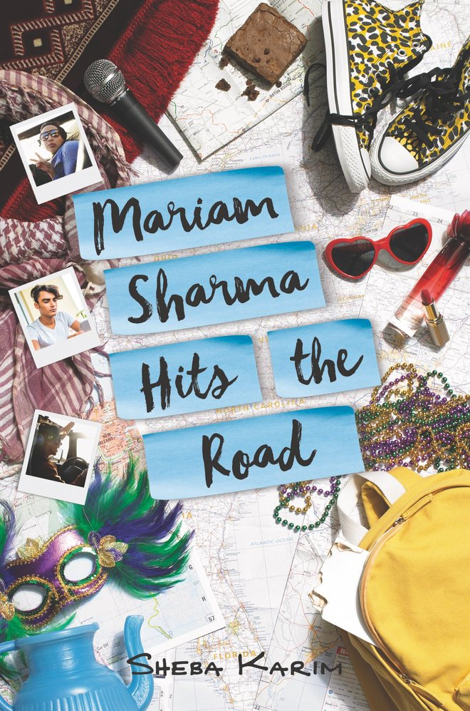 'Mariam Sharma Hits the Road' by Sheba Karim