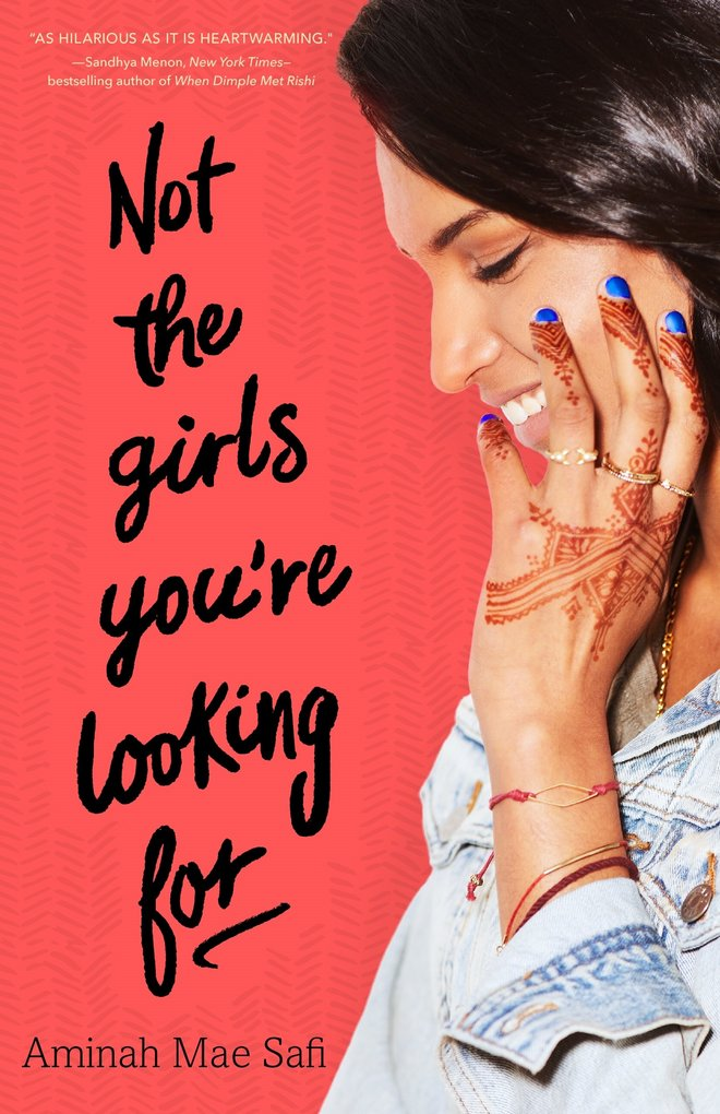 'Not The Girls You're Looking For' by Aminah Mae Safi