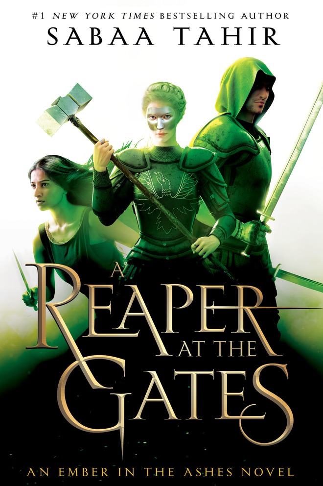 'A Reaper at the Gates' (Ember Quartet #3) by Sabaa Tahir