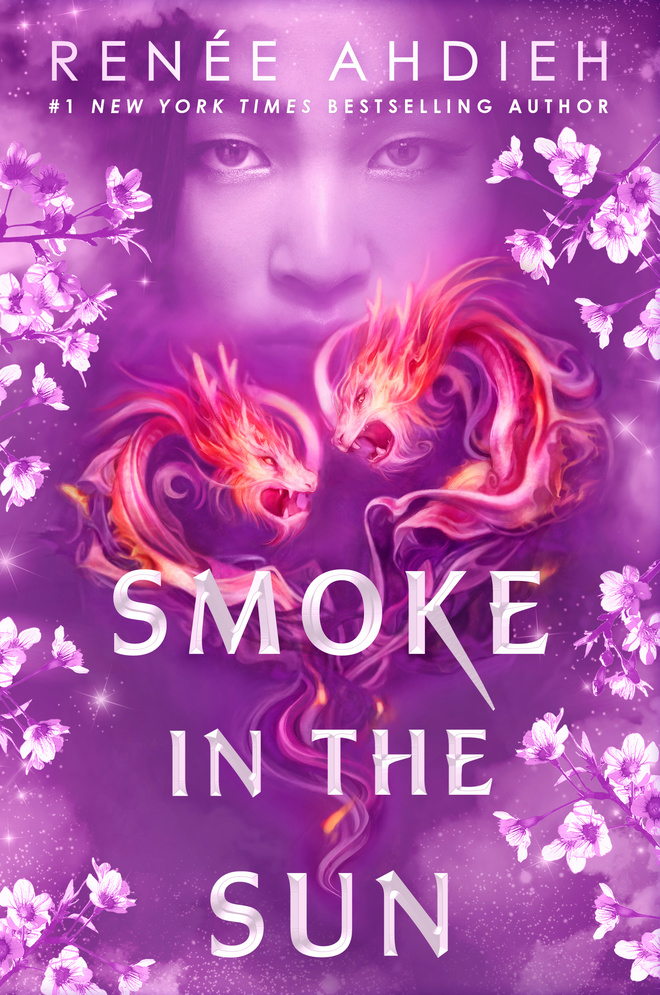 'Smoke in the Sun' (Flame in the Mist #2) by Renee Ahdieh