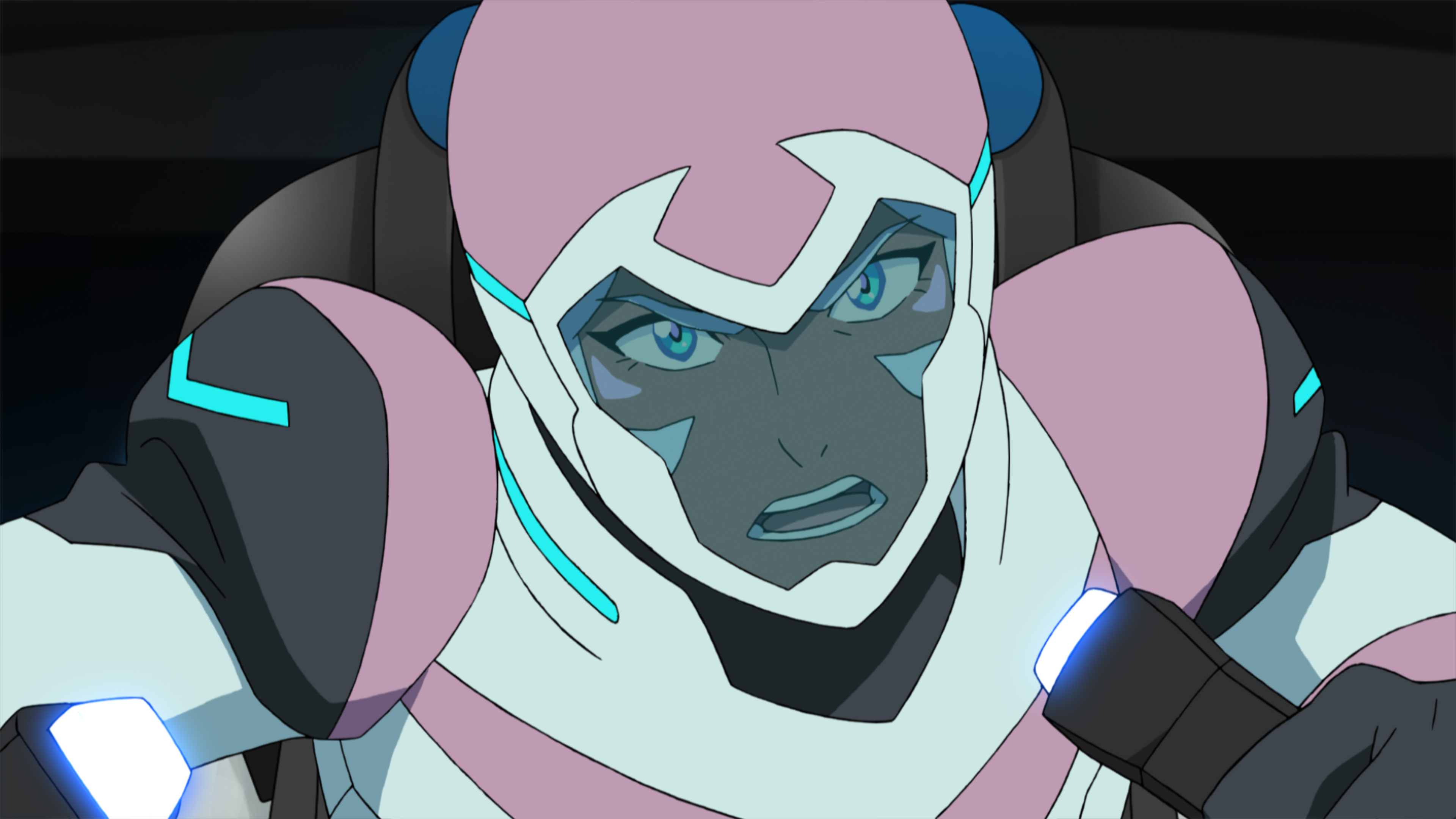 Exclusive: 'Voltron' EPs discuss Keith's growth, love