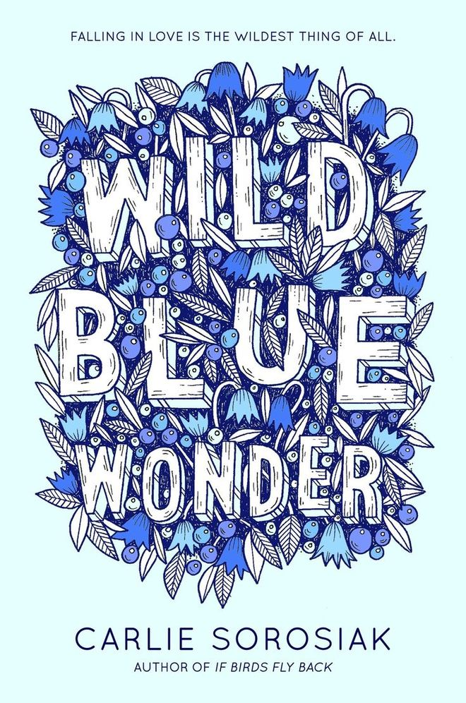 'Wild Blue Wonder' by Carlie Sorosiak