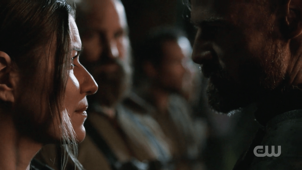The 100' 5x09 'Sic Semper Tyrannis' review: The enemy of my enemy