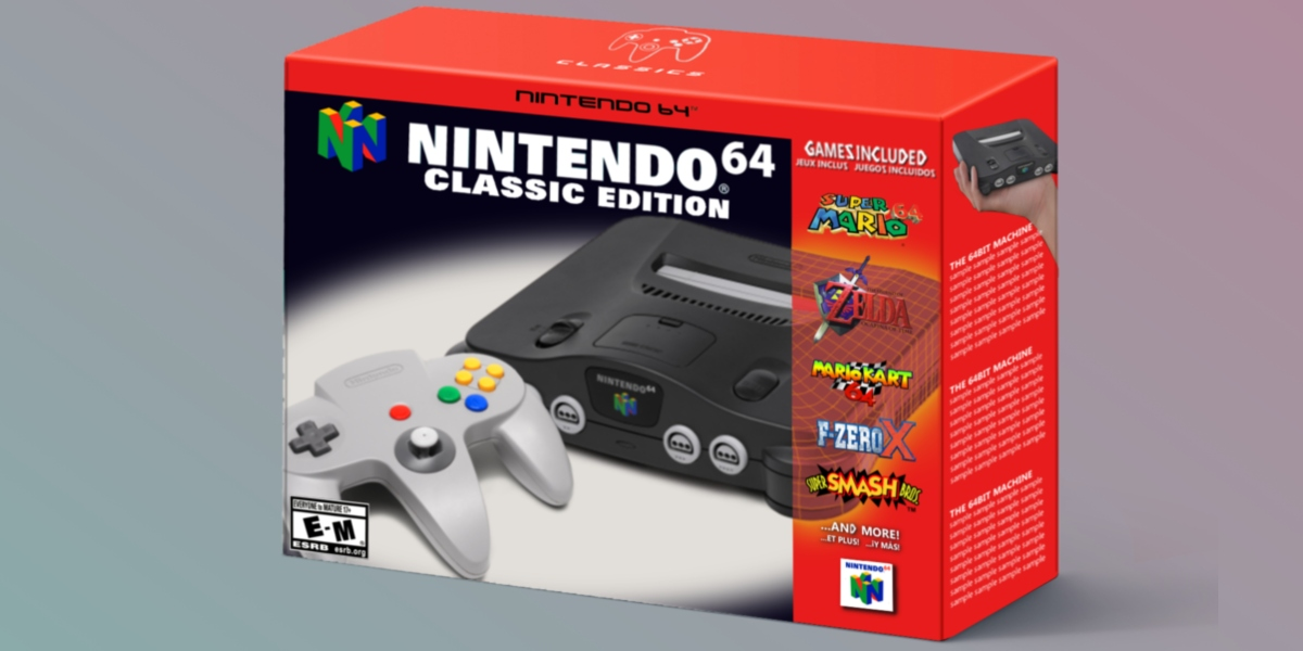N64 Classic Edition: 10 games that need to be included