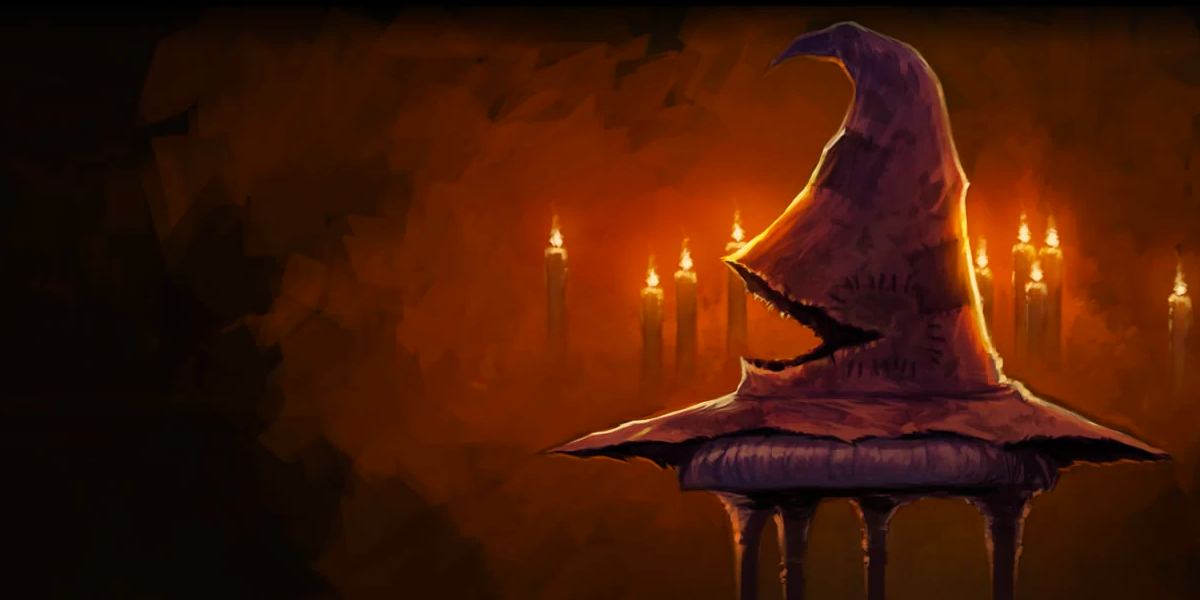 image relating to Printable Sorting Hat Quiz named This 2-Ponder Sorting Hat Quiz simplifies the comprehensive