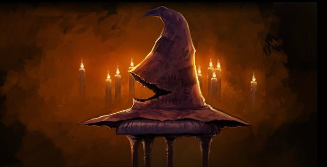 Accurate Sorting Hat Quiz