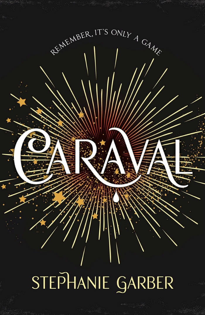 Caraval UK Cover