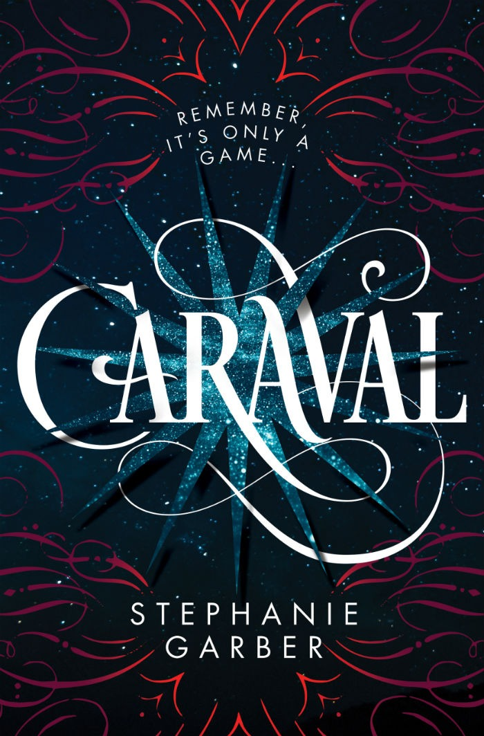 Caraval cover art