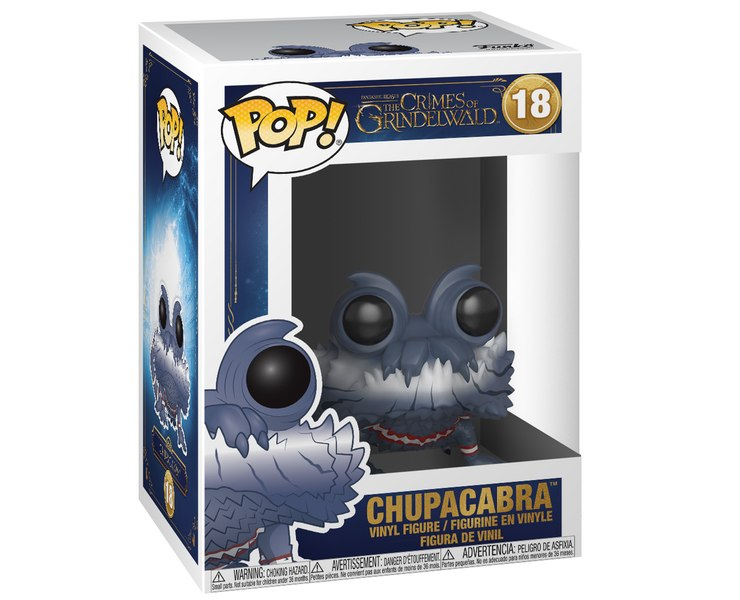 Exclusive Meet Fantastic Beasts Chupacabra With A Tie