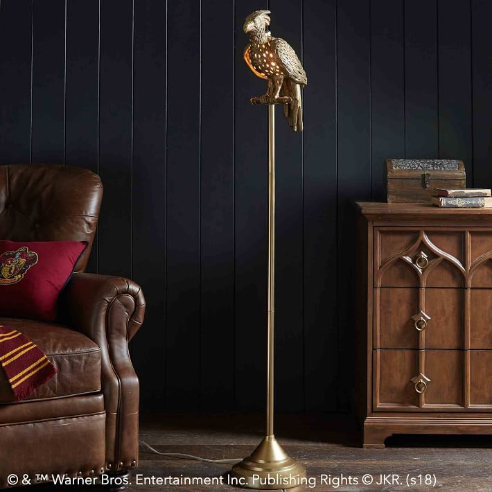 Pottery Barn Phoenix Lamp