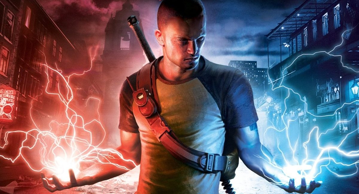 infamous 2 box art choose your own adventure