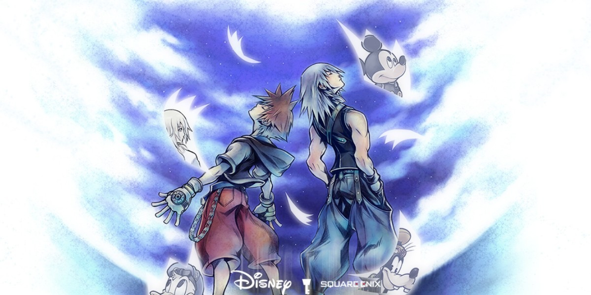kingdom hearts queerbaiting sora and riku re chain of memories