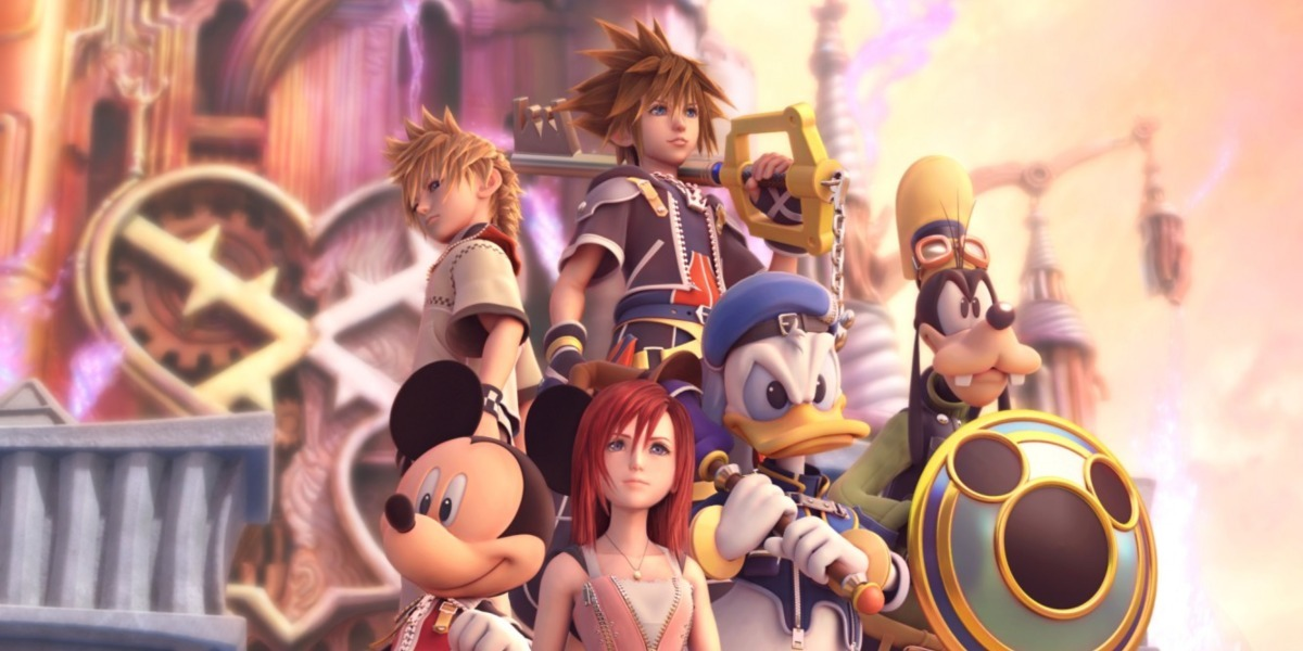 kingdom hearts video game tv shows speculation