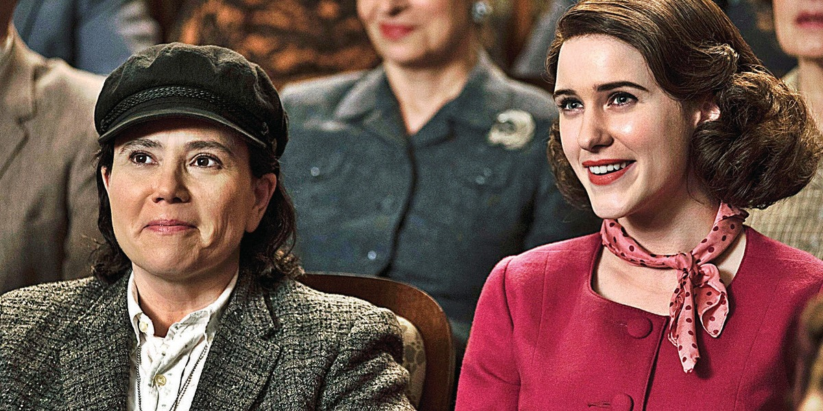 diversity in the marvelous mrs. maisel feminism