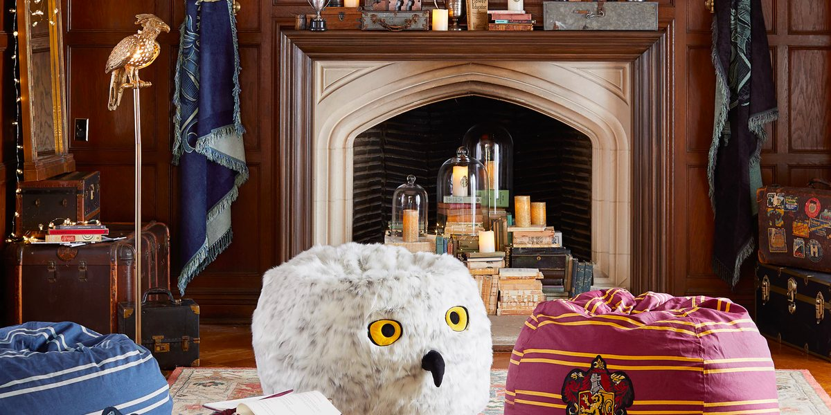 Pottery Barn S New Harry Potter Line Is Seriously
