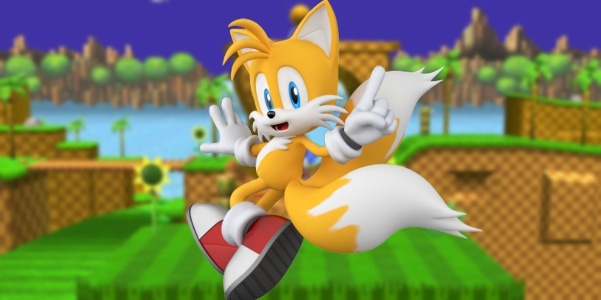 tails sonic the hedgehog smash bros ultimate