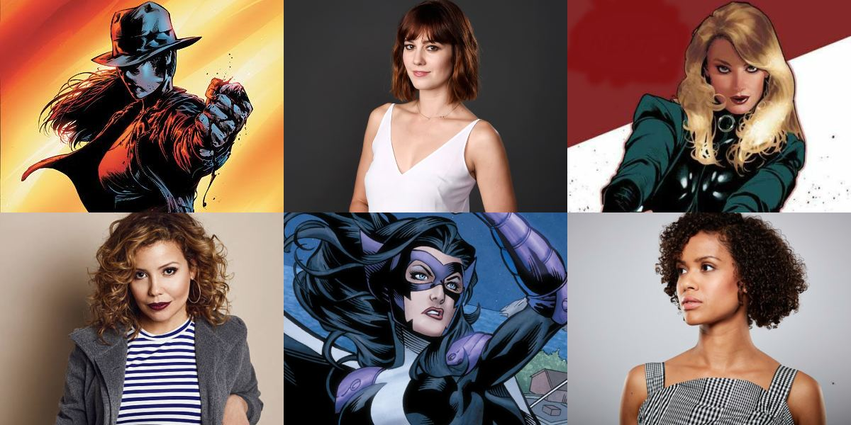 The Birds Of Prey Casting Shortlist Is A Talented Group Of Diverse Actresses Hypable