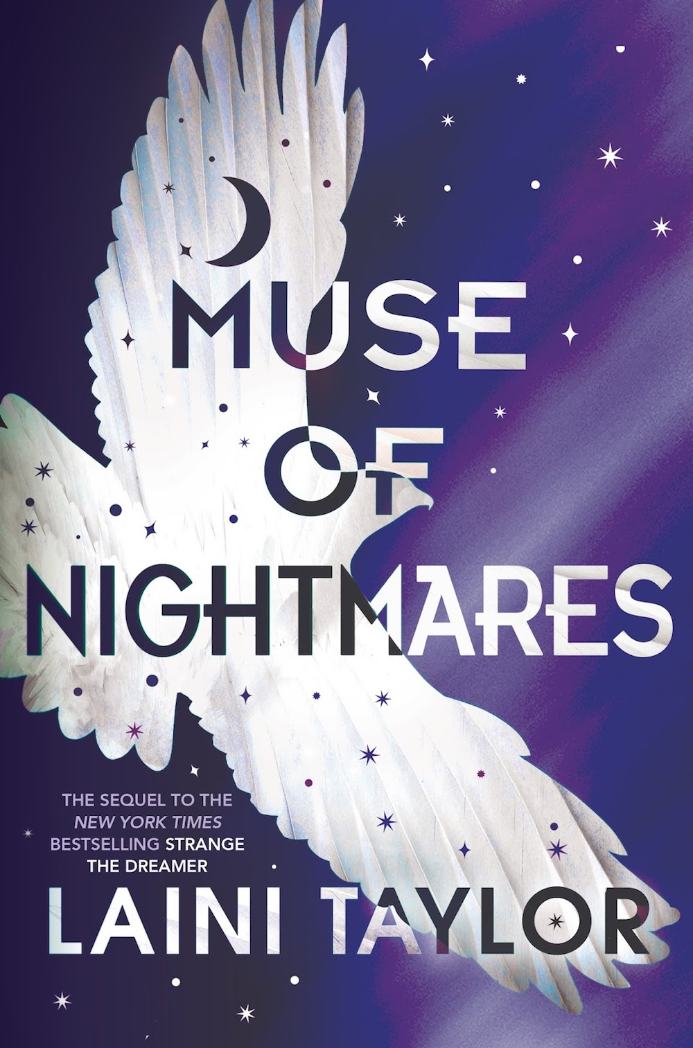 Muse of Nightmares' by Laini Taylor is nothing short of a dream