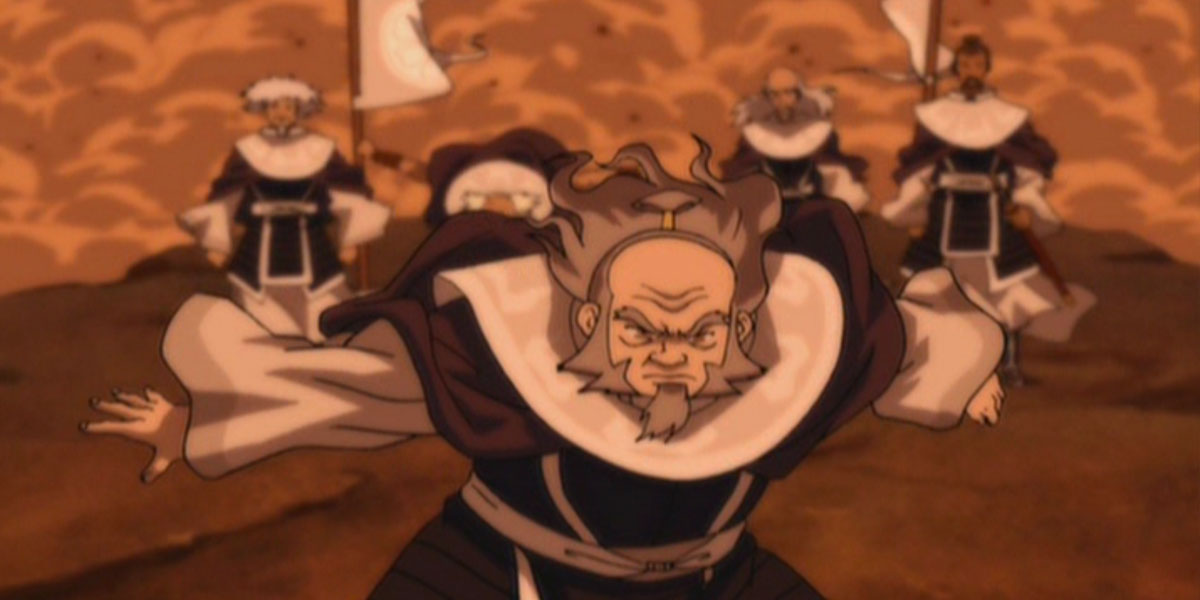 Stories Avatar: The Last Airbender live-action series ...