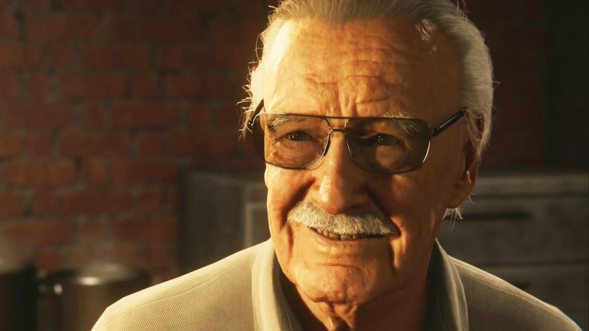 best spider-man ps4 quotes stan lee