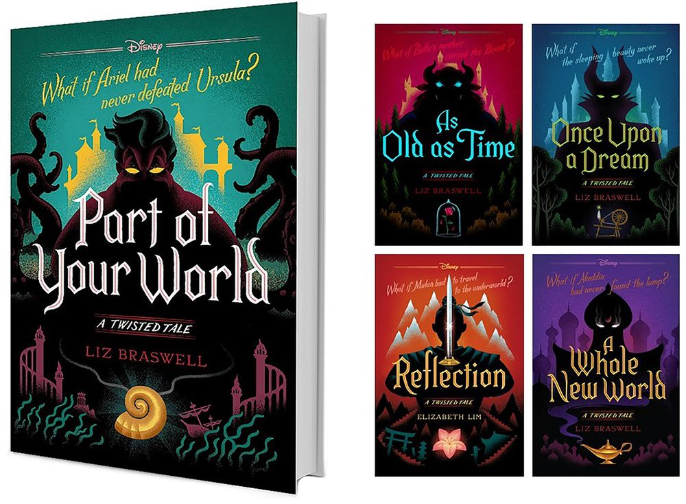 Part Of Your World A Twisted Tales Prize Pack