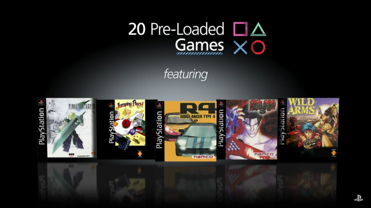 how to open preloaded games