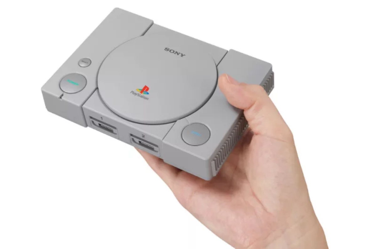 Sony announces PS1 Classic, console will be preloaded with ...