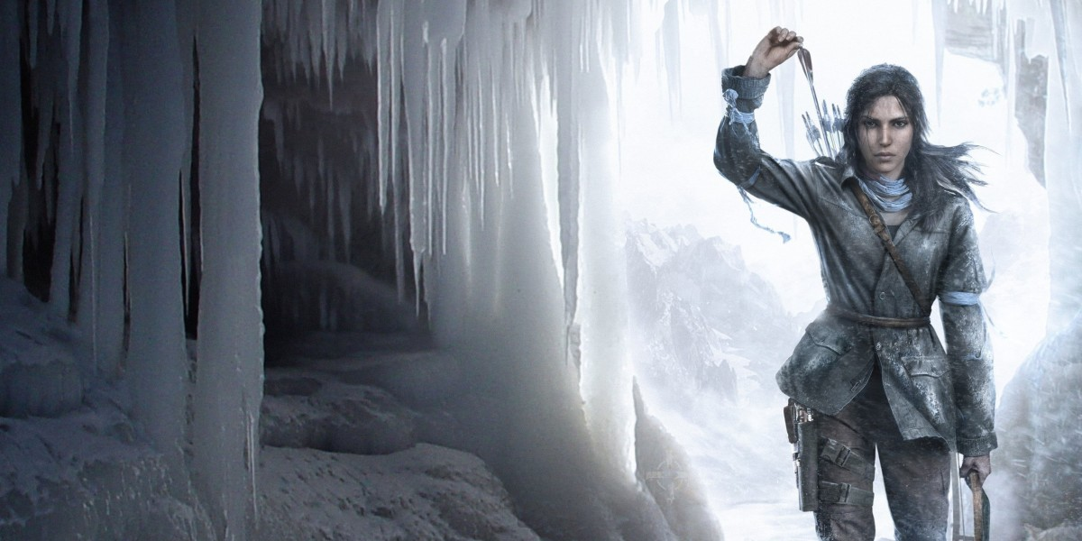 rise of the tomb raider ending ice