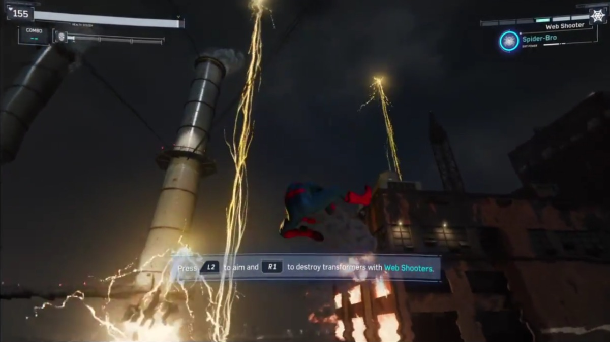 spider-man ps4 sinister six guides electro