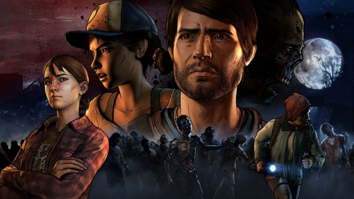 telltale's the walking dead best moments javi