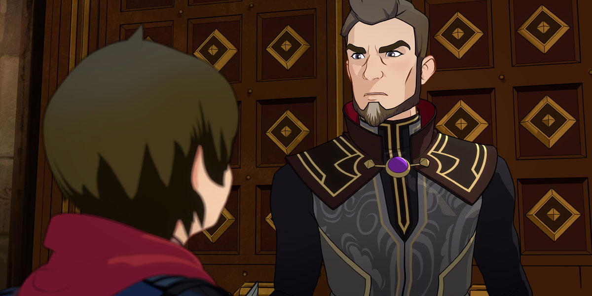 4 'The Dragon Prince' theories that we are convinced are