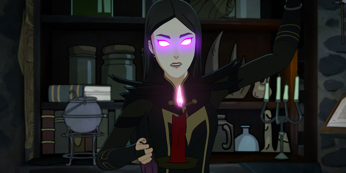 The Dragon Prince is a must-watch for 'Avatar: The Last