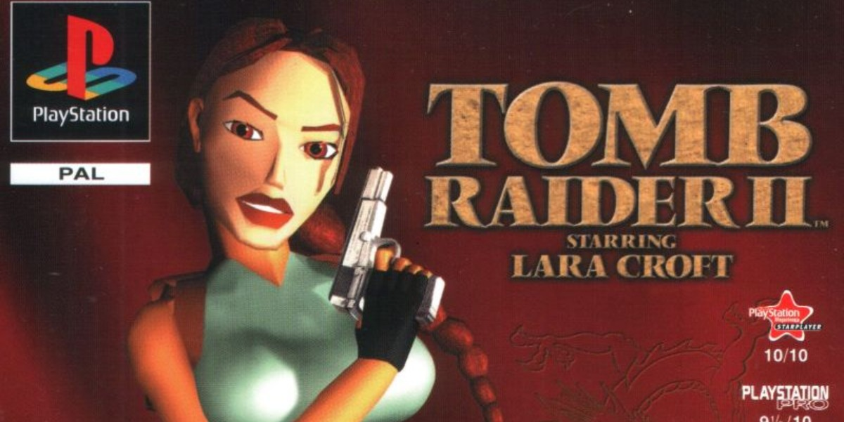 tomb raider 2 ps1 graphics