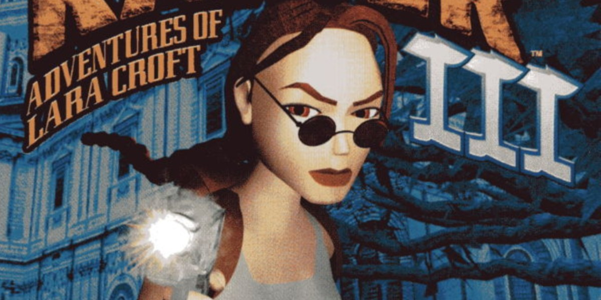 tomb raider 3 ps1 graphics