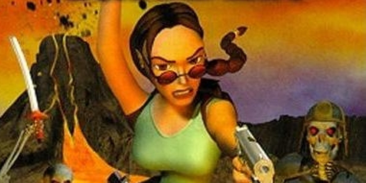 tomb raider gbc box art