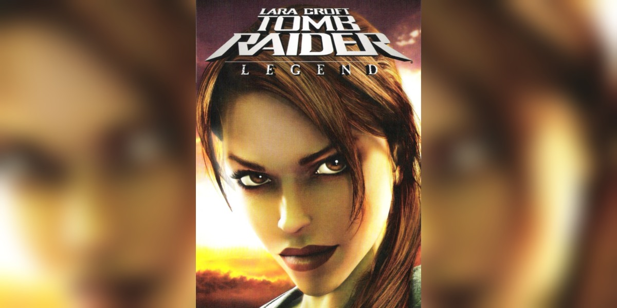 tomb raider legend box art