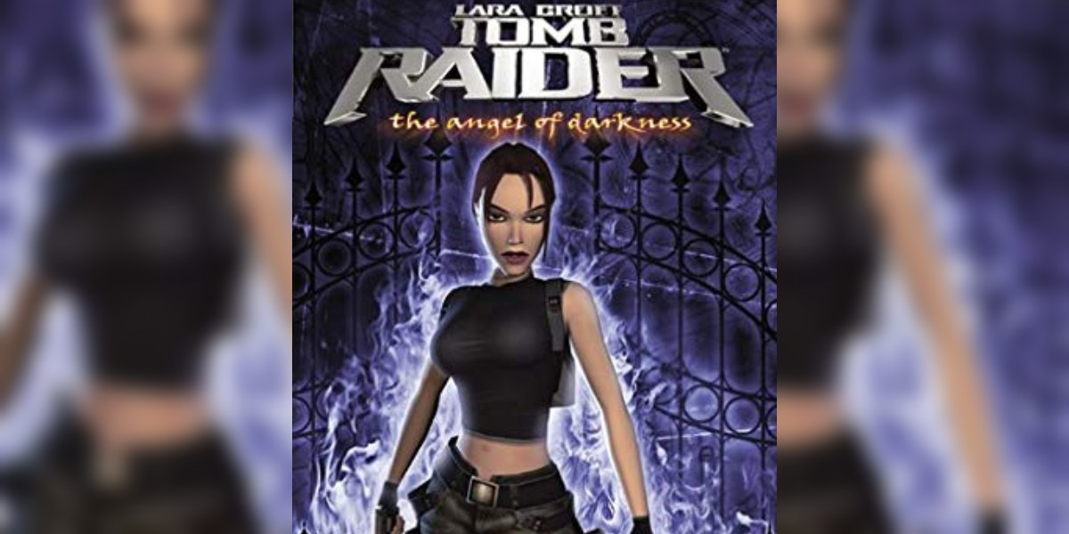 tomb raider the angel of darkness