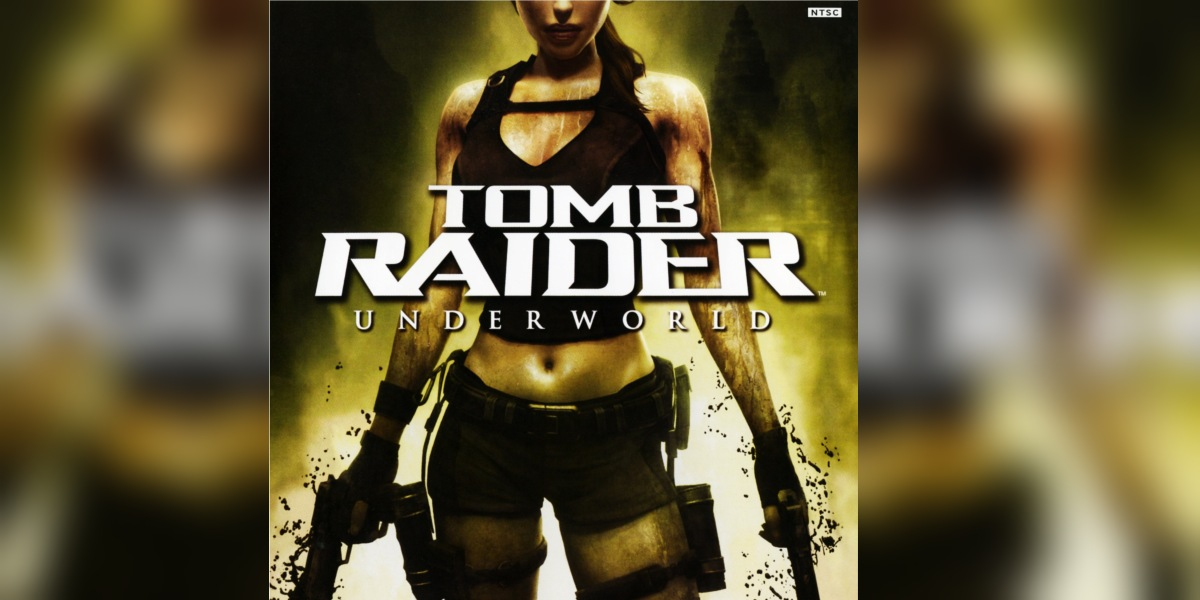 tomb raider underworld box art
