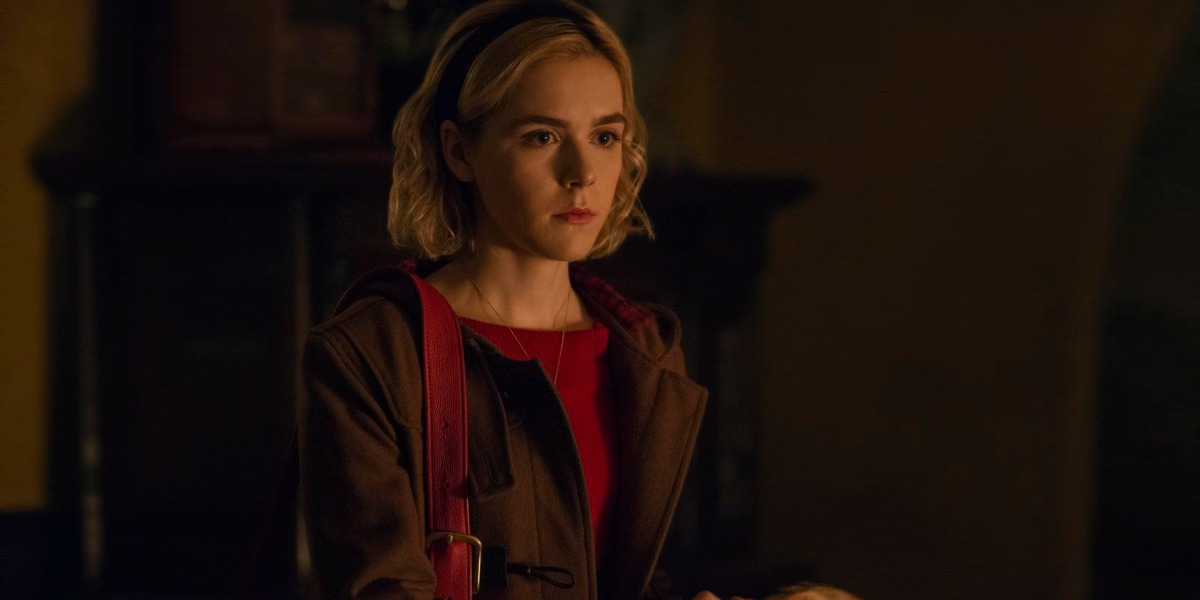 Chilling Adventures Of Sabrina Clip Introduces Salem