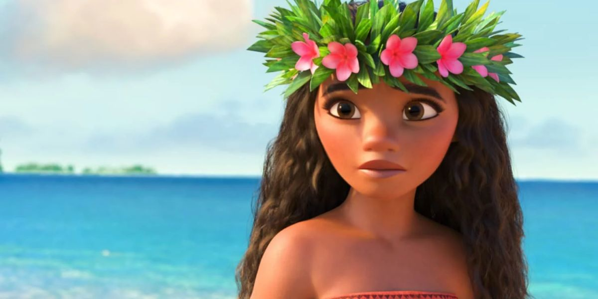 Best Musicals on Netflix Moana