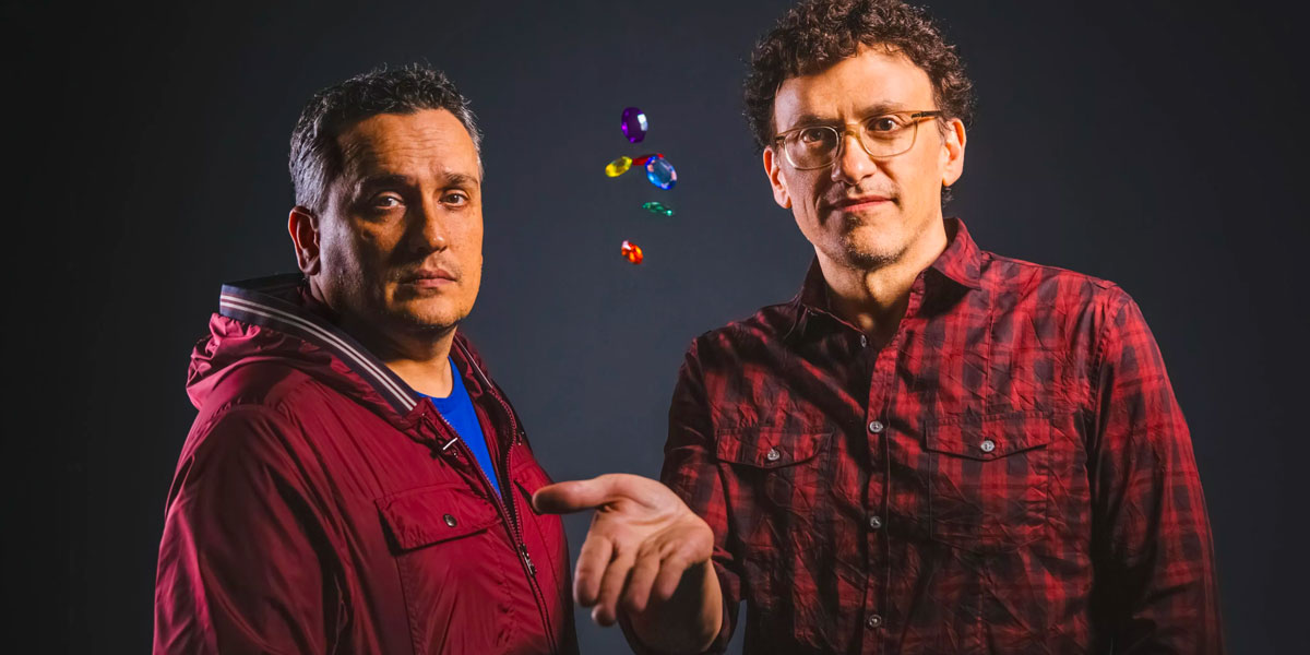 The Russo Brothers announce 'Avengers 4' has wrapped with cryptic photo