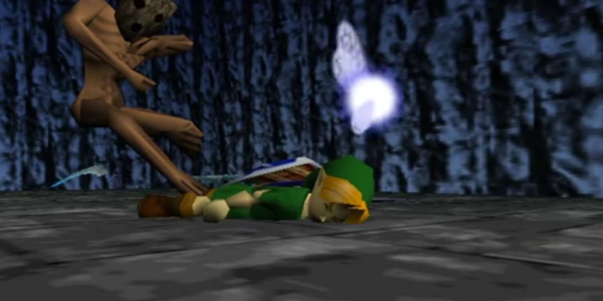scariest video games ocarina redead