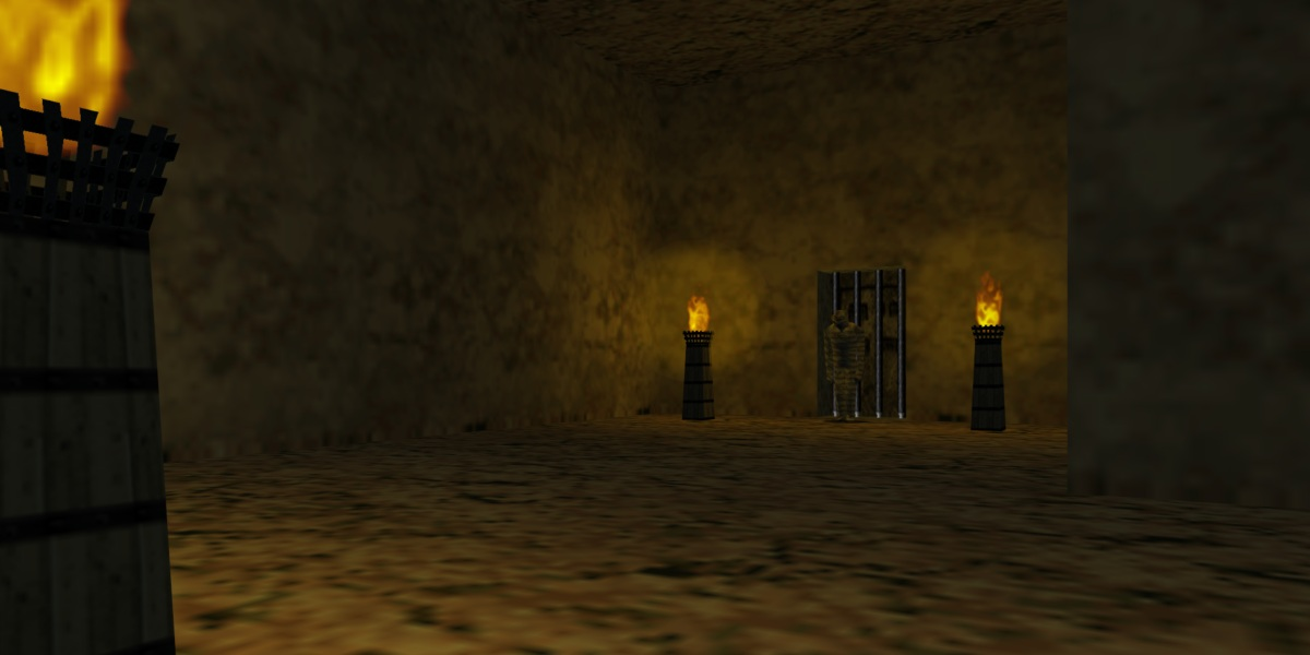 scariest video games the legend of zelda beneath the well