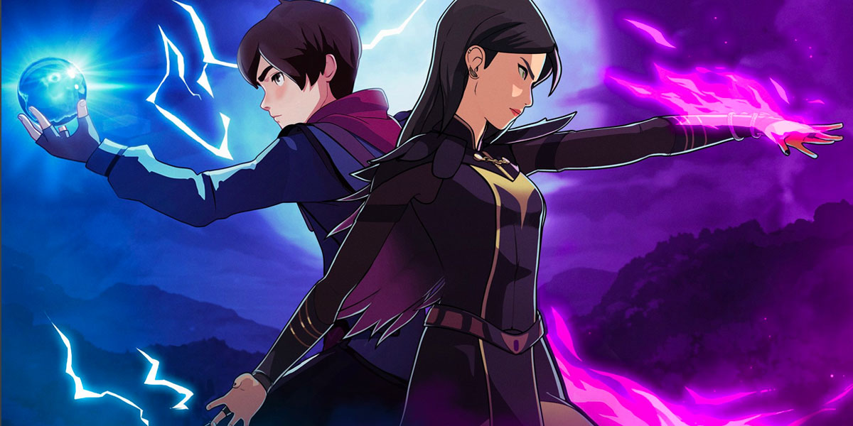 The Dragon Prince Season 2 Review A Soaring And Compelling Continuation Hypable