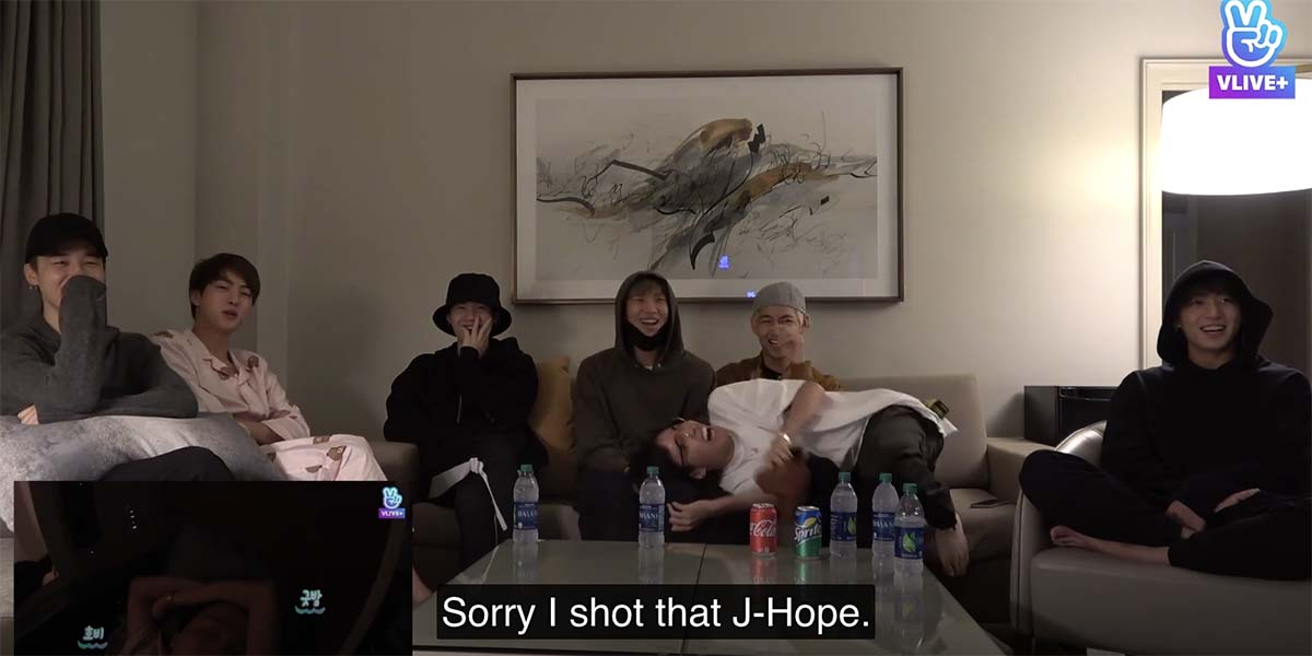 BTS 'Bon Voyage' season 3, Bonus clip 2 recap: The boys