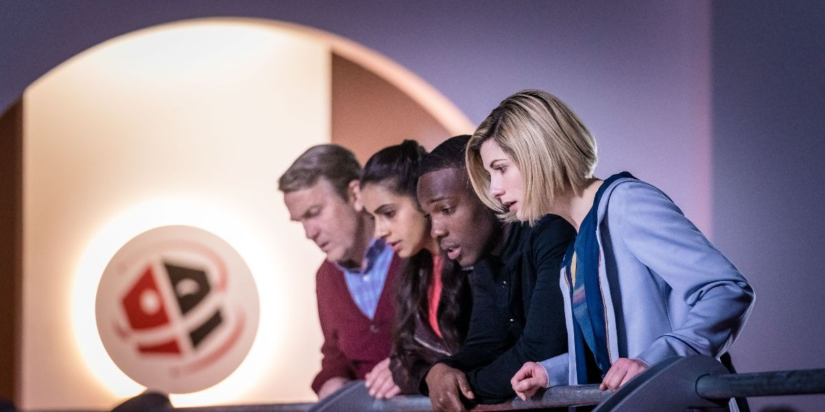 'Doctor Who' 11x07 review: Space warehouses, creepy robots, and deadly bubble wrap, oh my!