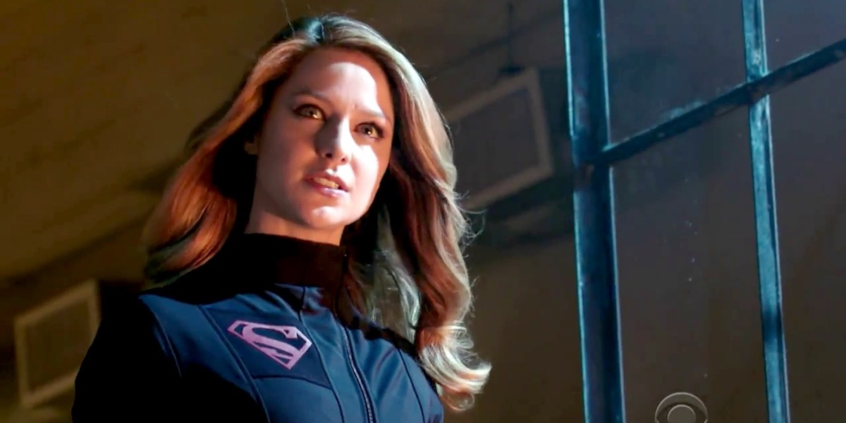 Supergirl' is a much stronger show with hope embedded into Kara Danvers