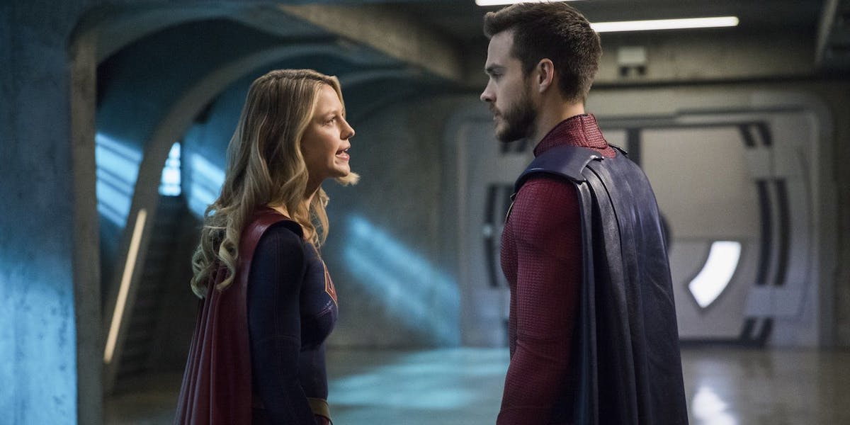 Supergirl' is a much stronger show with hope embedded into