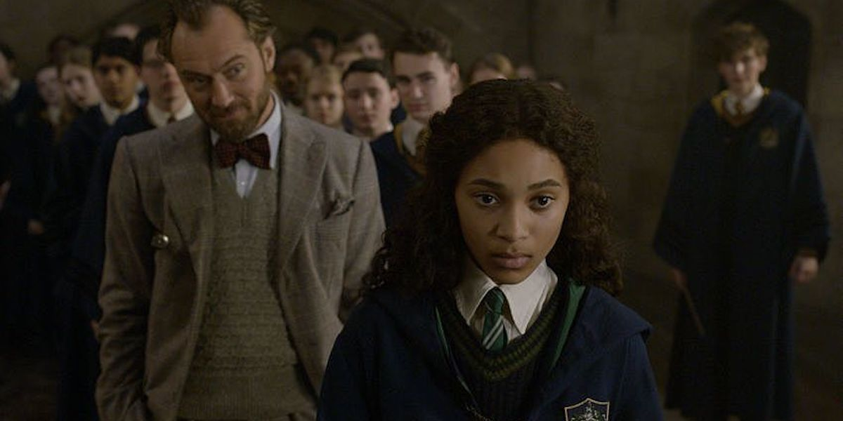 Who is Credence Barebone? 5 'Fantastic' Aurelius Dumbledore